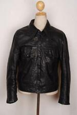 Vtg 60s BROOKS Gold Label Motorcycle Sports Jacket Small
