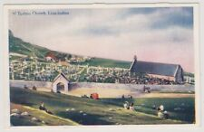 Wales postcard - St Tudno Church, Llandudno