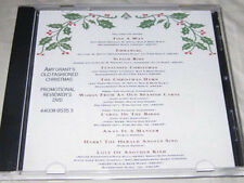 AMY GRANT'S OLD FASHIONED CHRISTMAS DVD ~ VERY RARE!!! with Art Garfunkel