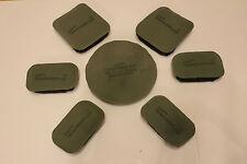 US Army MICH ACH TC2000 2001 Helmet Pads Helmpolster kompletter Satz 7 Teile