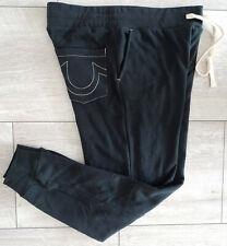 TRUE RELIGION Jeans CLASSIC LOGO JOGGER SWEATPANT Herren Hose Gr.M NEU ETIKETT