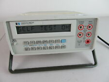 Hewlett Packard 3468A Digital MultimeterTested, Working
