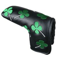 Golf Lucky Blade Putter Cover Golf Club Cover For Golf Putter N4Q8