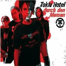 Tokio Hotel Durch den Monsun (2005) [Maxi-CD]