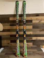 New listing Atomic Supercross SX=11 AeroSpeed 170cm Downhill Snow Skis w/ CR:412 Bindings