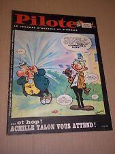 """PILOTE no 461"" (1968) ASTERIX / PILOTORAMA - LES ANCETRES DE L HOMME  / GOTLIB"
