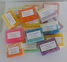 100 Bridal Shower Soap Favors Variety Scents Baby Boy Girl Wedding Hostess Party
