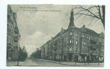 AK Berlin Johannisthal Trützschler Strasse Ecke Kaiser Wilhelm Strasse 1921