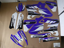 FLU  DESIGNS PTS3  GRAPHICS  YAMAHA  WR250F  WR450F  WRF250  WRF450  2003 2004