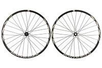 """Bontrager XXX Mountain Bike Wheelset 26"""" Carbon Tubeless Shimano 11 Speed"""