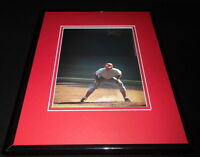 Pete Rose Framed 11x14 Photo Display Reds