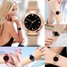 Women Watch Ladies Magnetic Starry Sky Clock Diamond Female Quartz Wristwatches