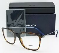 NEW Prada RX Optics Prescription Glasses Havana PR 17TV 2AU1O1 AUTHENTIC 17TV