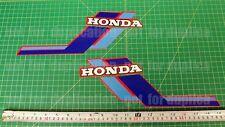 1984 84' honda ATC 110 ATV 70 Gas Tank 2pc vintage Graphics decal stickers