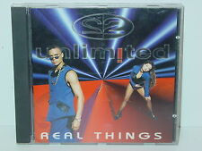 """*****CD-2 UNLIMITED""""REAL THINGS""""-1994 ZYX Records*****"""