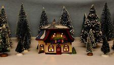 "1994 - Dept. 56 Heritage Alpine Village Series ""Bakery & Chocolate Shop"" #56146"