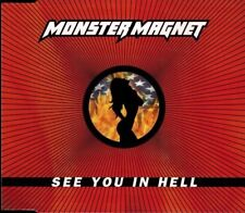 MONSTER MAGNET - See You In Hell [IMPORT] (CD Sgl. 1999)