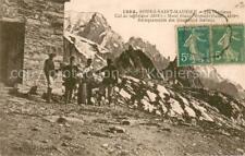 13639023 Bourg-Saint-Maurice Les chapieux Col de la seigne Mont Blanc baraquemen