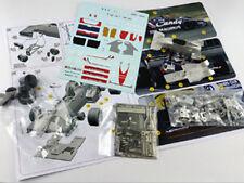SilverLine Tameo 1:43 KIT SLK 112 Toleman TG183B F.1 Hart GP Olanda 1983 NEW