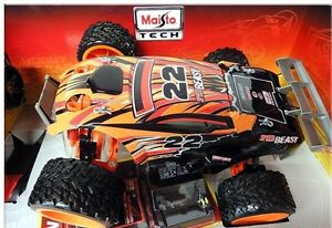 Maisto 81132 Radio Control 'Speed Beast' Off Road Series New Boxed Courier Post