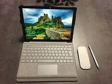 Pack Microsoft Surface Pro (i5, 4 Go, SSD 128 Go, Win 10 Pro) + Souris + Stylet