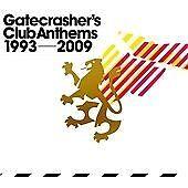 Gatecrasher's Club Anthems (1993 - 2009) (3 X CD ' Various Artists)