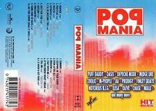MC POP MANIA 1997 puff daddy depeche mode midge ure prodigy kilye minogue elisa