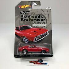 '71 Mustang Diamonds Are Forever Bond 007 * Hot Wheels * ZA13