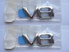 HOLDEN VS VT S1 COMMODORE BERLINA CALAIS SS HSV ' V8 ' BADGE x2 GENUINE GM NEW