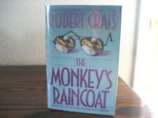 The Monkey's Raincoat by Robert Crais INSCRIBED FIRST ED! US HARDCOVER