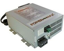 PowerMax PM4-75 amp RV Power Converter 12 vdc volt DC Battery charger maintainer