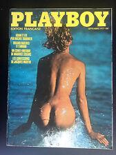 Revue Playboy N° 46 1977 TBE Erotisme