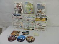 HUGE WHOLESALE Nintendo Wii Video Games (Lot of 63)-STORE CLOSURE