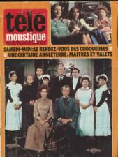 +TELE MOUSTIQUE 2568/75 GABIN L.RENAUD UPSTAIRS DOWNSTAIRS A BADDELEY D LANGTON