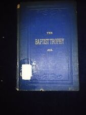 RARE-The Baptist Trophy, Rev G A Lofton, 1876 <NP1366>