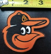 """Baltimore Orioles 3.5"""" Iron/Sew On Embroidered Patch~FREE SHIPPING FROM THE USA~"""