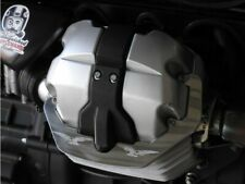 CNC ALUMINIUM HEAD PROTECTORS FOR MOTO GUZZI BREVA 1100 AND BELLAGIO 1200