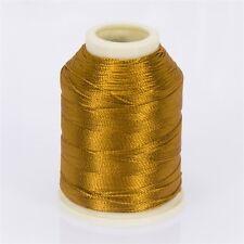 Marcas Altinbasak poliéster häkel Garn sí hilo de coser 300m oro marrón ip428