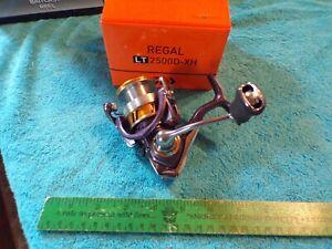 Daiwa Regal LT 2500D-XH 6.2:1 Spinning Reel RGLT2500D-XH NEW STORE DISPLAY