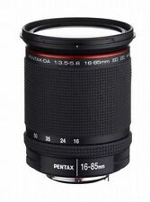 Pentax HD DA 16-85mm F3.5-5.6 ED DC WR  Zoom Lens For K-mount Japan model New