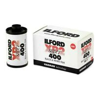 Ilford XP2 400 asa C41 Black & White 35mm Film 36 exposures (UK Stock) BNIB NEW