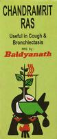 Ayurveda Baidyanath Chandramrit Ras 40 Tablets Free Shipping