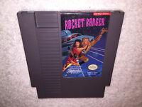 Rocket Ranger (Nintendo Entertainment System, 1990 NES Game Cartridge Nice!