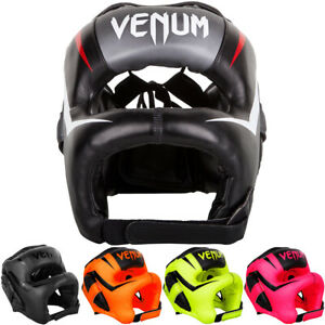 Venum Elite Iron Lightweight MMA Headgear