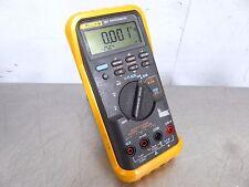 SE Fluke 787 Handheld Digital ProcessMeter DMM Loop Calibrator