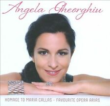 Angela Gheorghiu: Homage to Maria Callas - Favourite Opera Arias, New Music