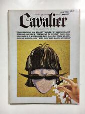 CAVALIER Magazine March 1965 Hayden Wodehouse F+