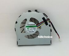 CPU Cooling Fan For HP EliteBook 2740 2740P Laptop GC054509VH-A 13.V1.B4264.F.HF