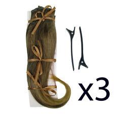 Extensions de cheveux blonds pour femme