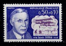 Flugpionier Henri Farman. 1W. Frankreich 1971
